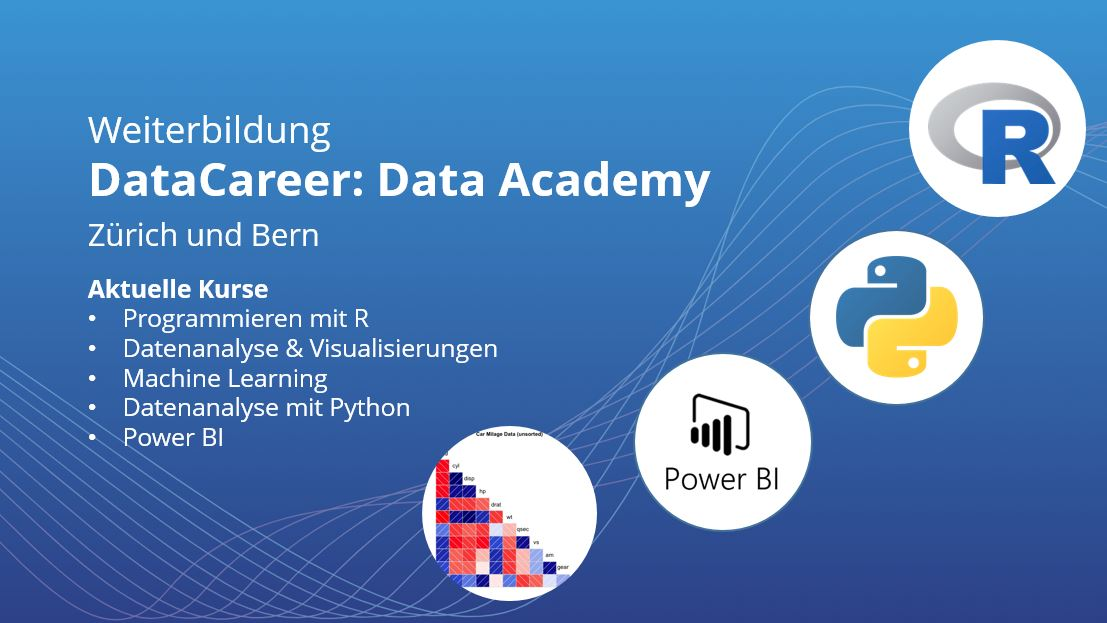 Top R Data Visualization Libraries for Data Science | datacareer ch